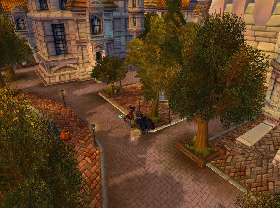 WoW - Stormwind City
